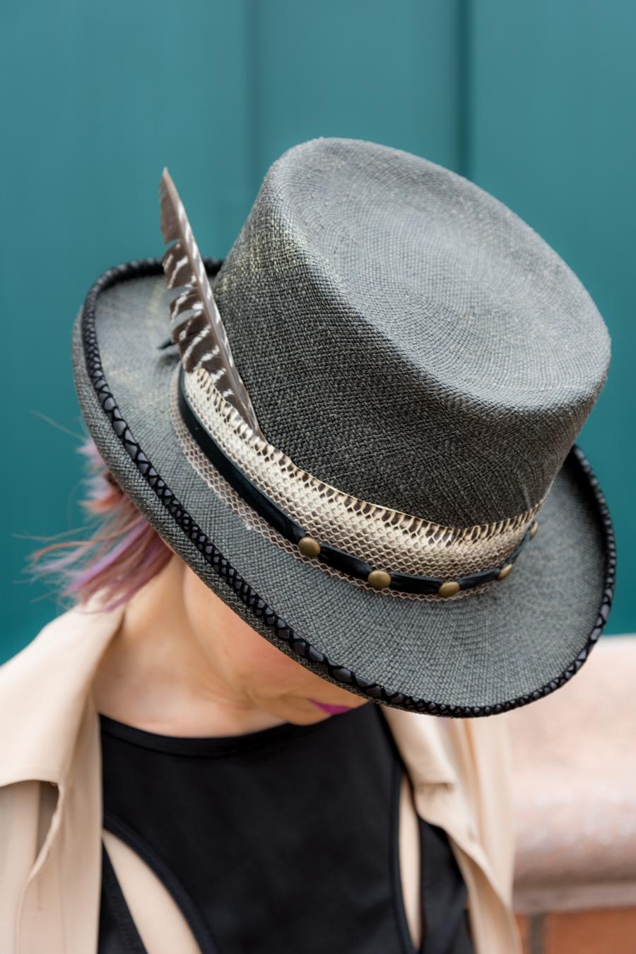 Custom Made Summer Hat At Cha-Cha House メイドインニューヨークオーダーメイドハット! 10