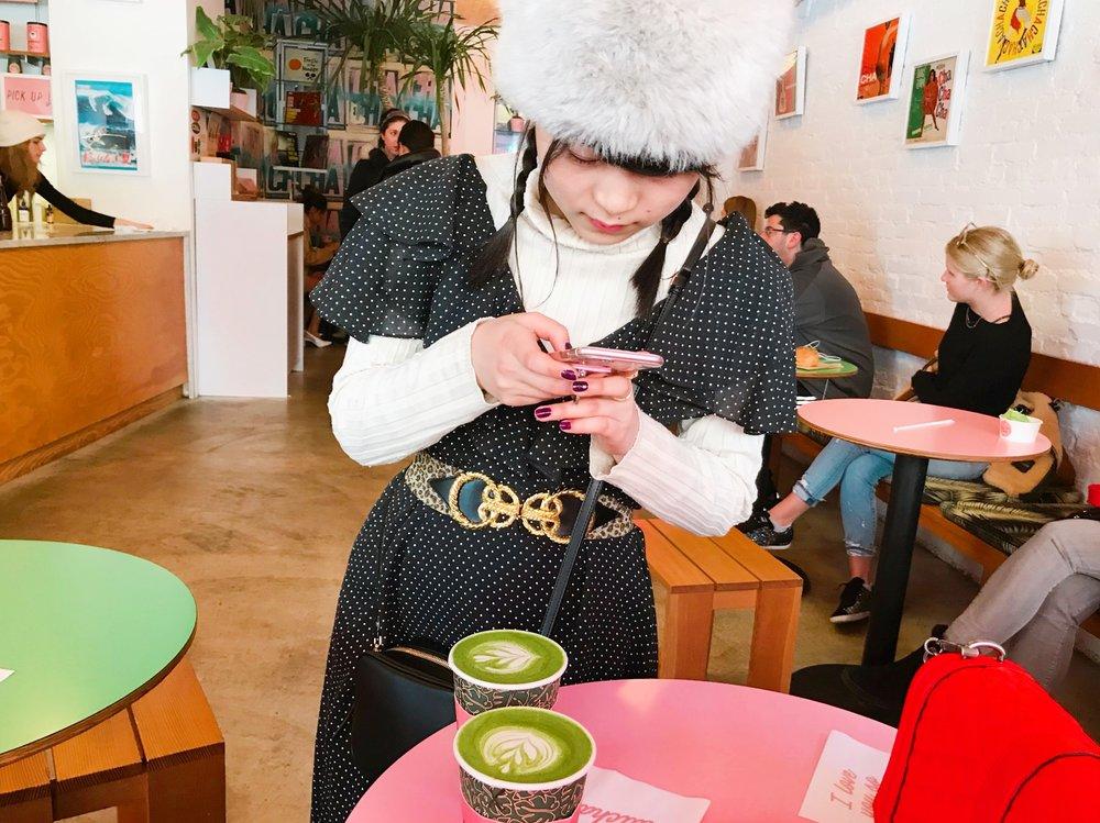 Photo Chinatsu Ohtsu