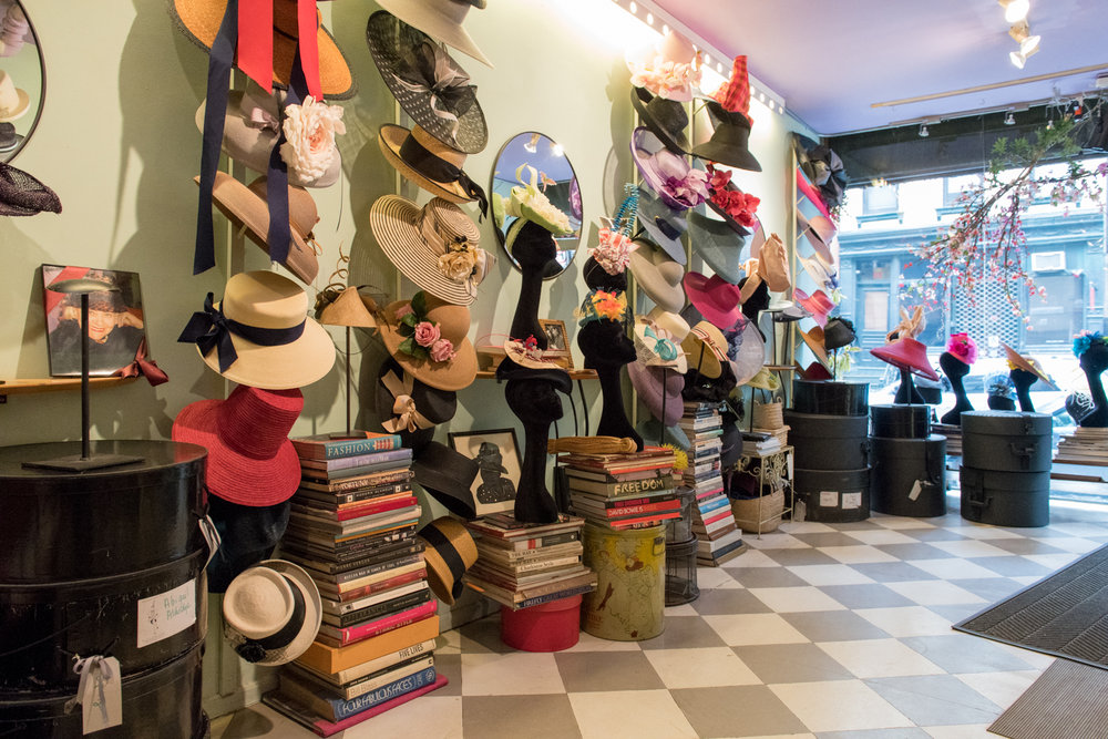 Made In NYC Hat Shop - The Hat Shop NYC 4