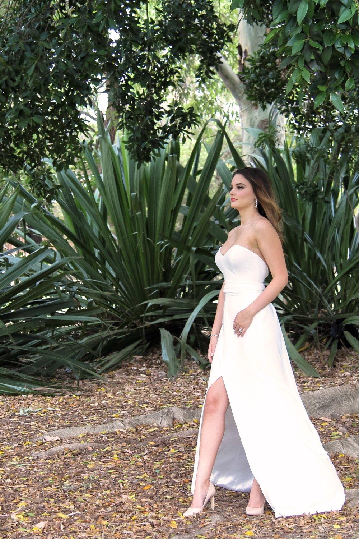 MARIA CHIODO ~ BIANCA BODICE AND SARA SKIRT