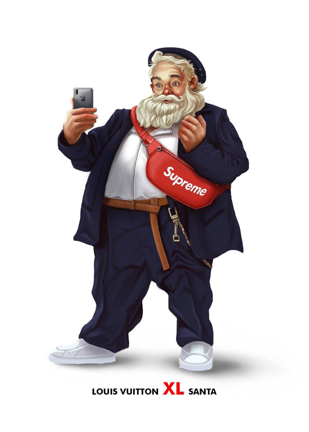Louis Vuitton XL Santa.jpg
