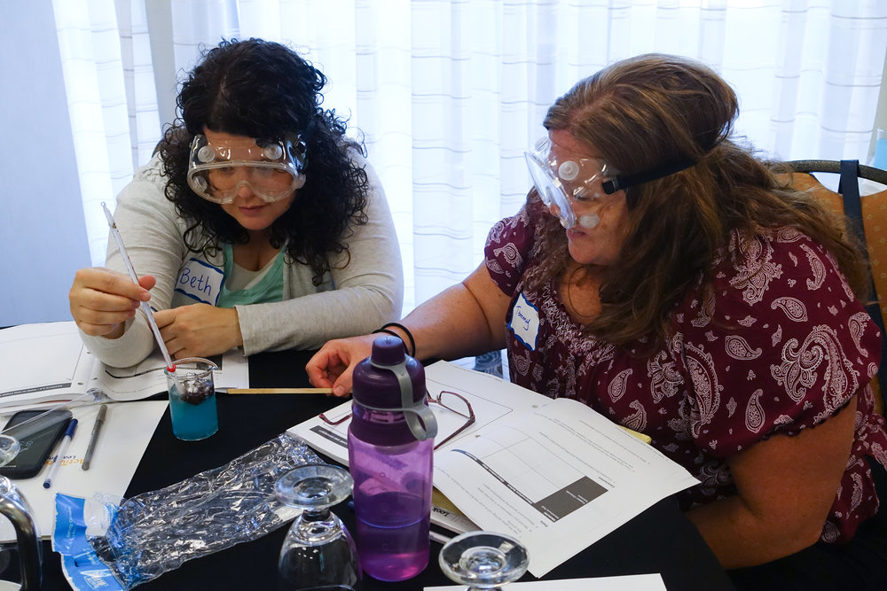 Experience the best of inquiry-based science programs in elementary and middle schools.