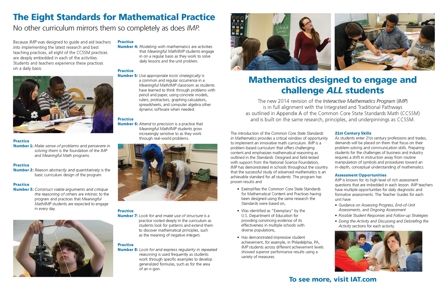 California Mathematics Council - North — Activate Learning | Leaders