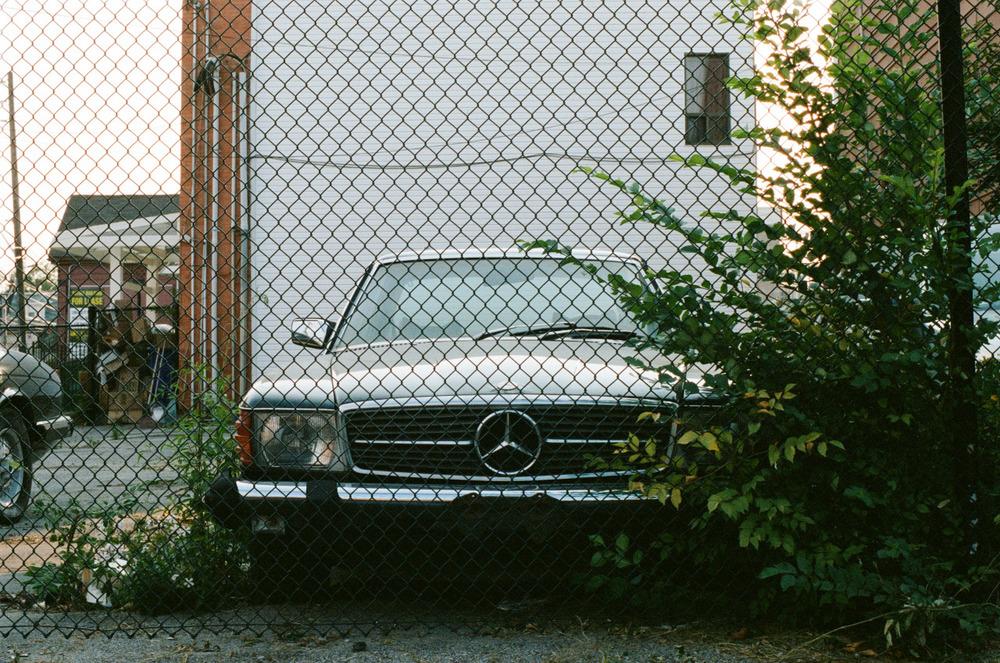 Vinko's Benz. Toronto, ON.