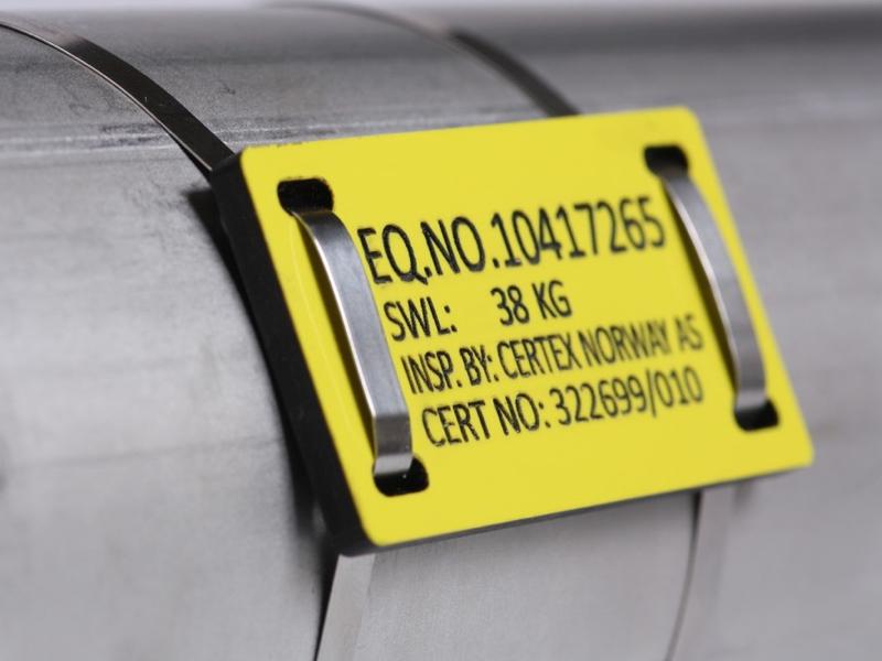 Mobil lasergravering og mærkning