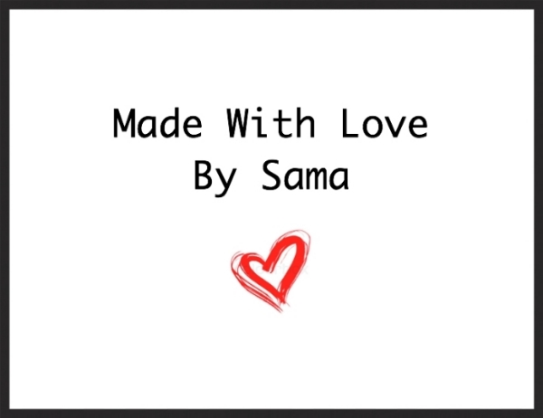 Made With Love by Sama