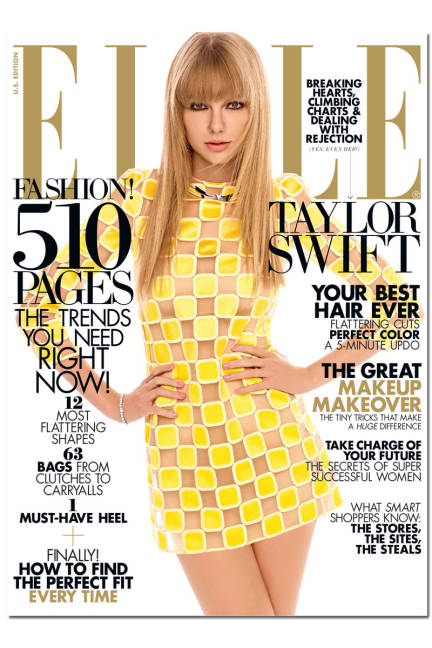 Eva Chen covers Closet Rich in the March 2013 issue of ELLE Magazine!!!