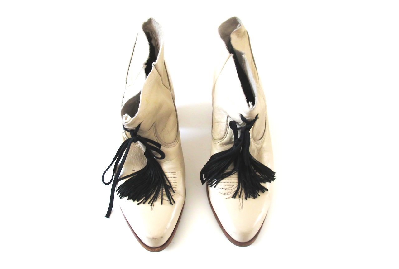 RICH PICK OF THE DAY: Vintage Booties *purchased from Reformation, $99