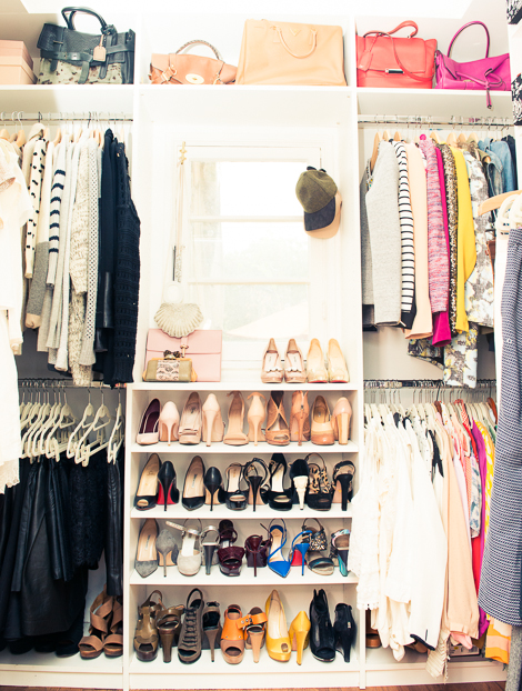 Adventures in Closet Richness… Miss Emily Schuman's closet captured by The Coveteur *Intrigued? be sure to check out the Closet Rich web series ft. Emily AND her illustrious closet here.