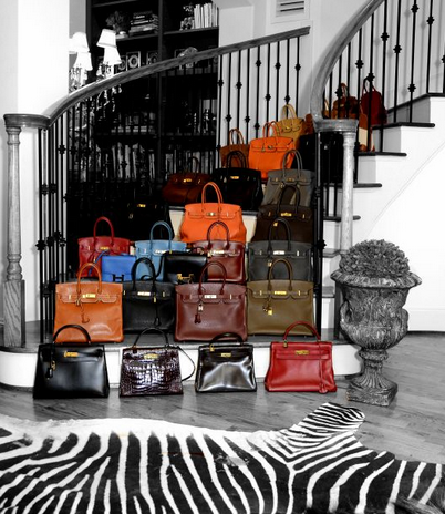 thecoveteur: The stairway to Hermès heaven.  mellow mondays.