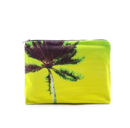 Samudra Electric Beach Pouch, $65
