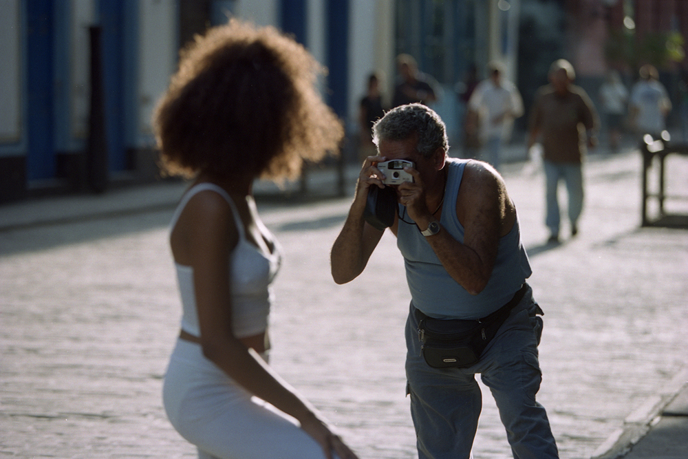 Old Havana, Cuba, October 1999. File/The State Journal-Register/T.J. Salsman