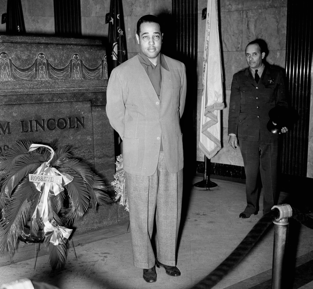 Duke Ellington, Nov. 5, 1939. File/The State Journal-Register