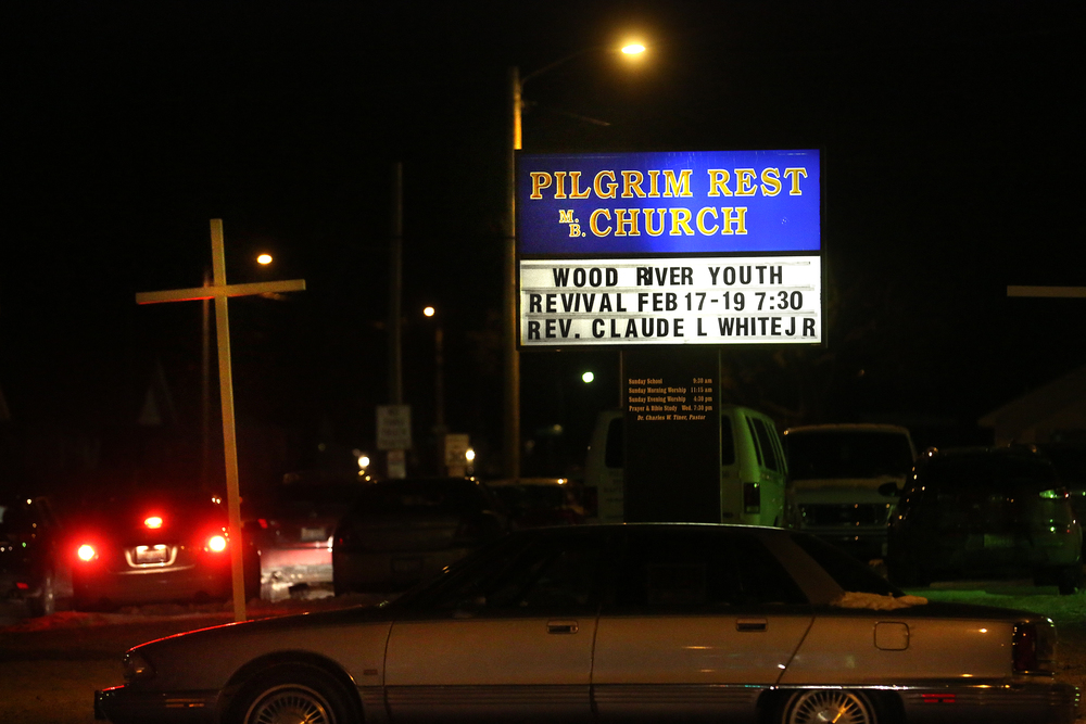 This year's Wood River Youth Revival was held at Springfield's Pilgrim Rest Missionary Baptist Church located at 1800 S. Martin Luther King Jr. Drive.  David Spencer/The State Journal-Register