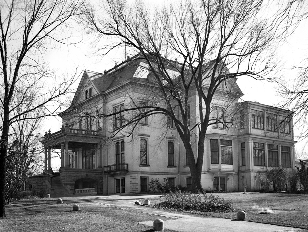 The Executive Mansion, 1941. File/The State Journal-Register