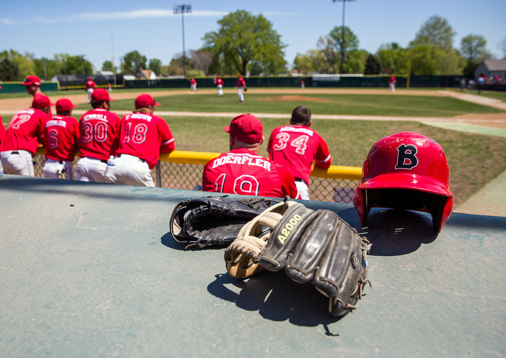 The Benedictine Bulldogs take on Williams Baptist it what could be the programs final baseball game during the American Midwest Conference Tournament at Robin Roberts Stadium, Friday, May 1, 2015, in Springfield, Ill. Justin L. Fowler/The State Journal-Register