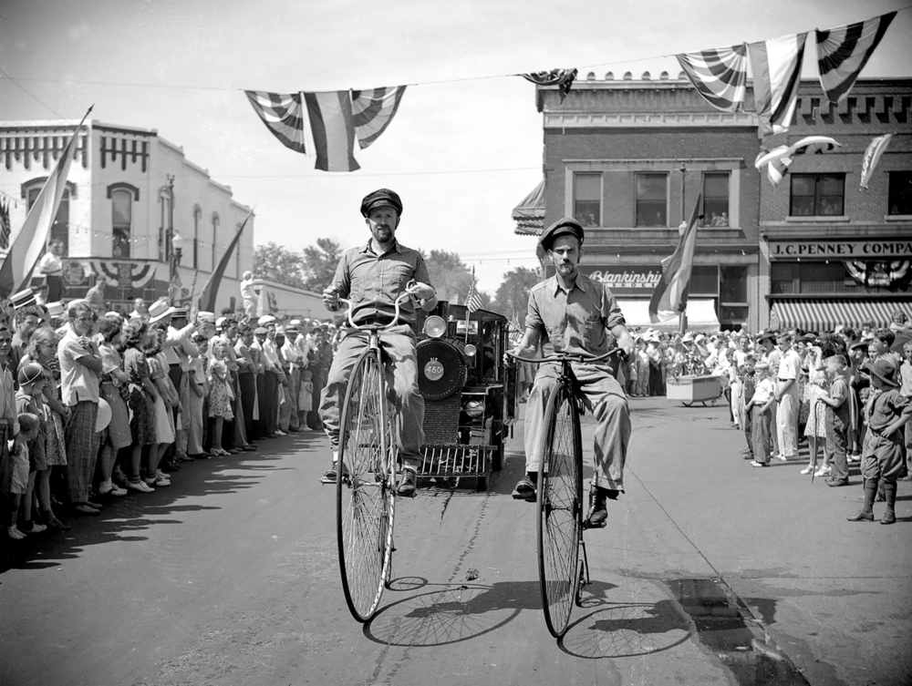 Taylorville centennial celebration parade, July 25, 1939. File/The State Journal-Register