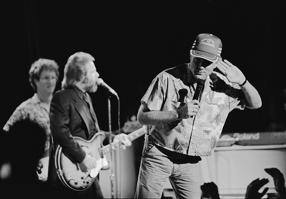 1985: The Beach Boys.