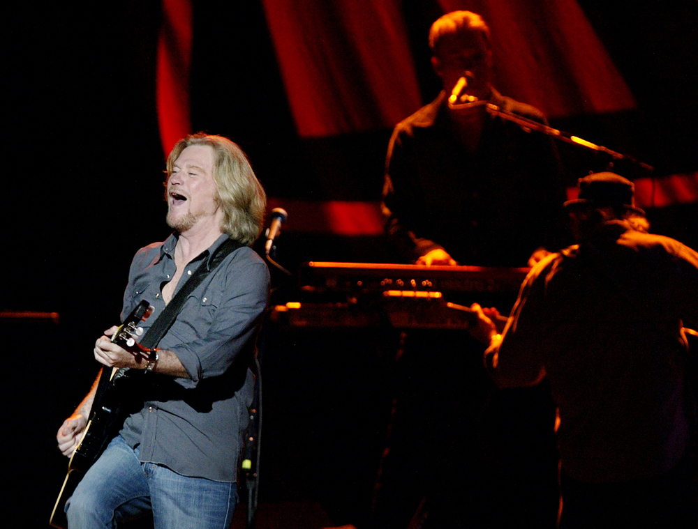 2004: Daryl Hall and John Oats.