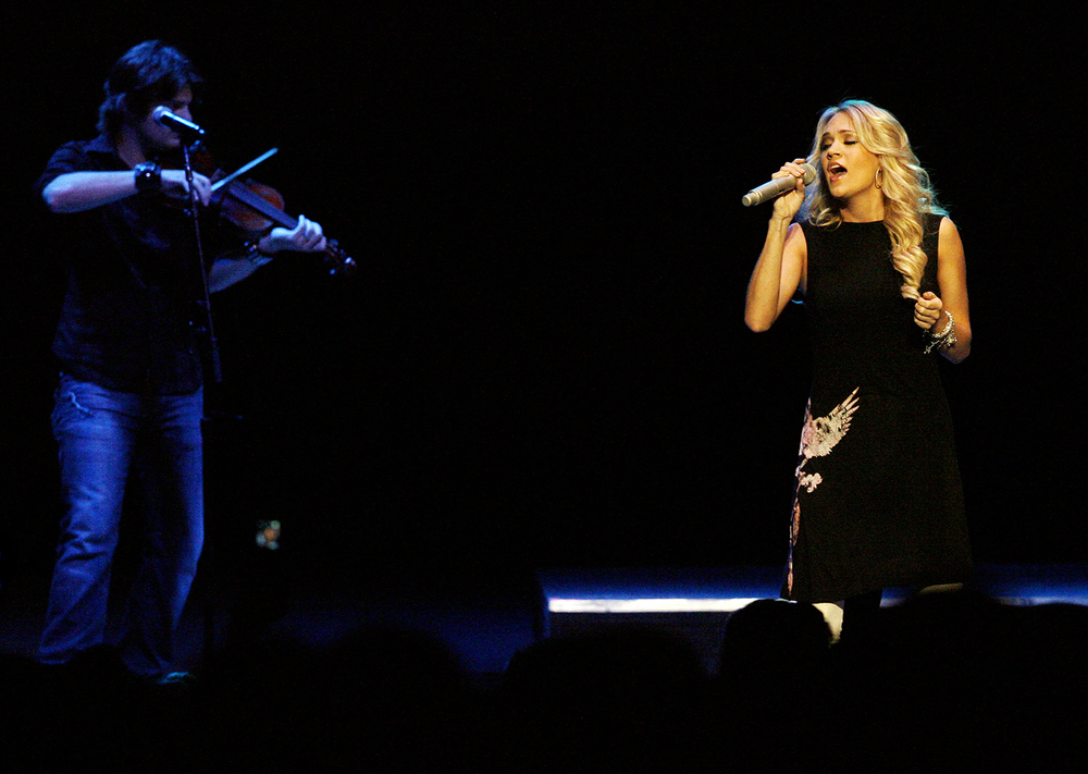2006: Carrie Underwood.