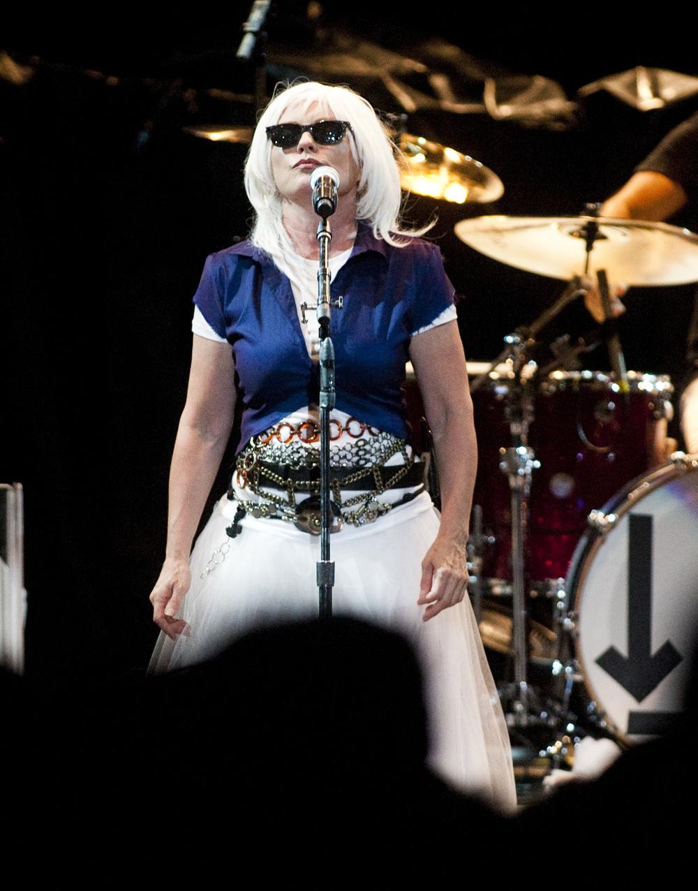 2010: Blondie.