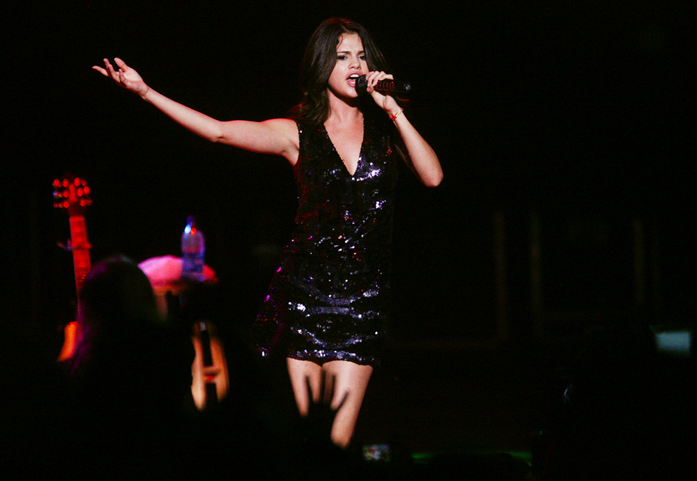 2010: Selena Gomez.