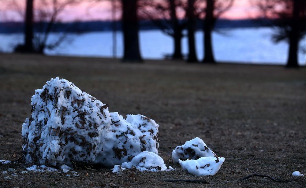Snowman: East park
