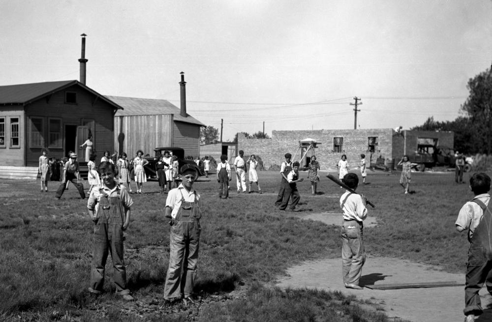 Baseball, May 1936