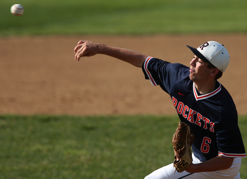Rochester starting pitcher Casey Dowllar received the loss Thursday. David Spencer/The State Journal-Register