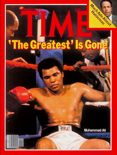 TIME magazine cover, Feb. 27, 1978.
