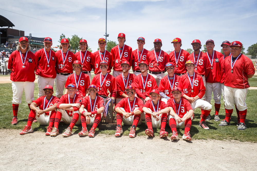The Springfield Senators finished in second place after being defeated by Lemont 10-0 in the IHSA Class 3A State Tournament Championship at Silver Cross Field, Saturday, June 11, 2016, in Joliet, Ill. Justin L. Fowler/The State Journal-Register