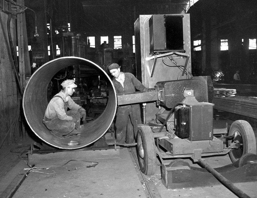 Springfield Boiler Co., September 18, 1945. File/The State Journal-Register