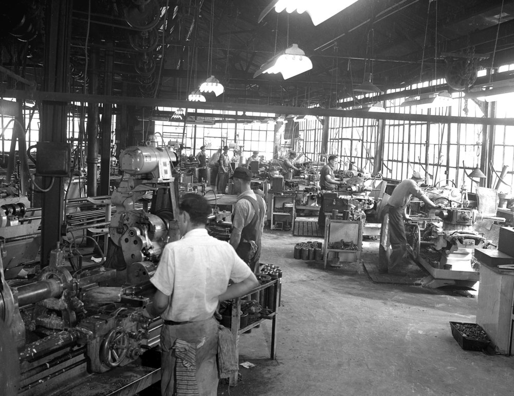 Weaver Manufacturing Company, September 17, 1945. File/The State Journal-Register