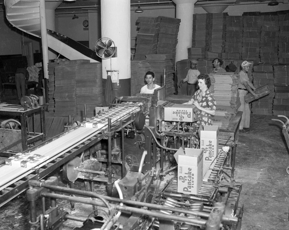 Pillsbury Mills, September 14, 1945. File/The State Journal-Register