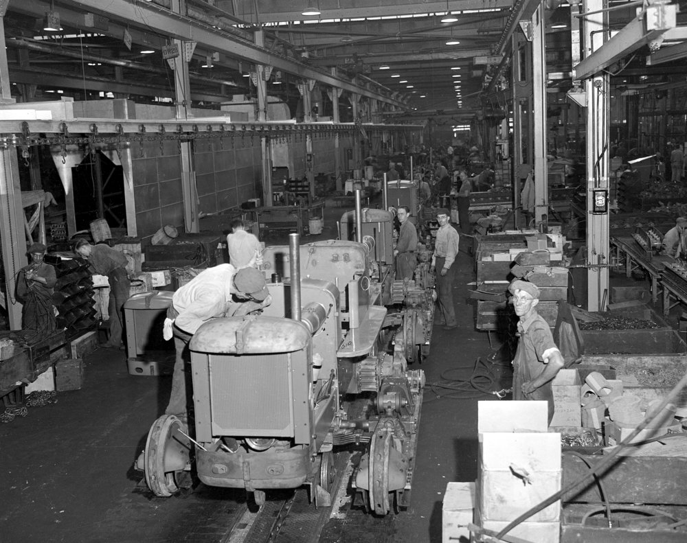 Allis Chalmers Company : Picturing the past photo — visual journal