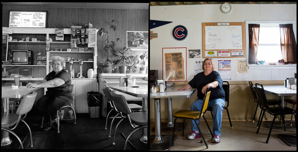 Twyla Parkins owned and operated the Adair Cafe in Adair, Ill. in 1984. It's had different owners and has undergone renovations since then but the cafe is still popular thanks to Barb Featherlin, who has owned it for the past ten years.