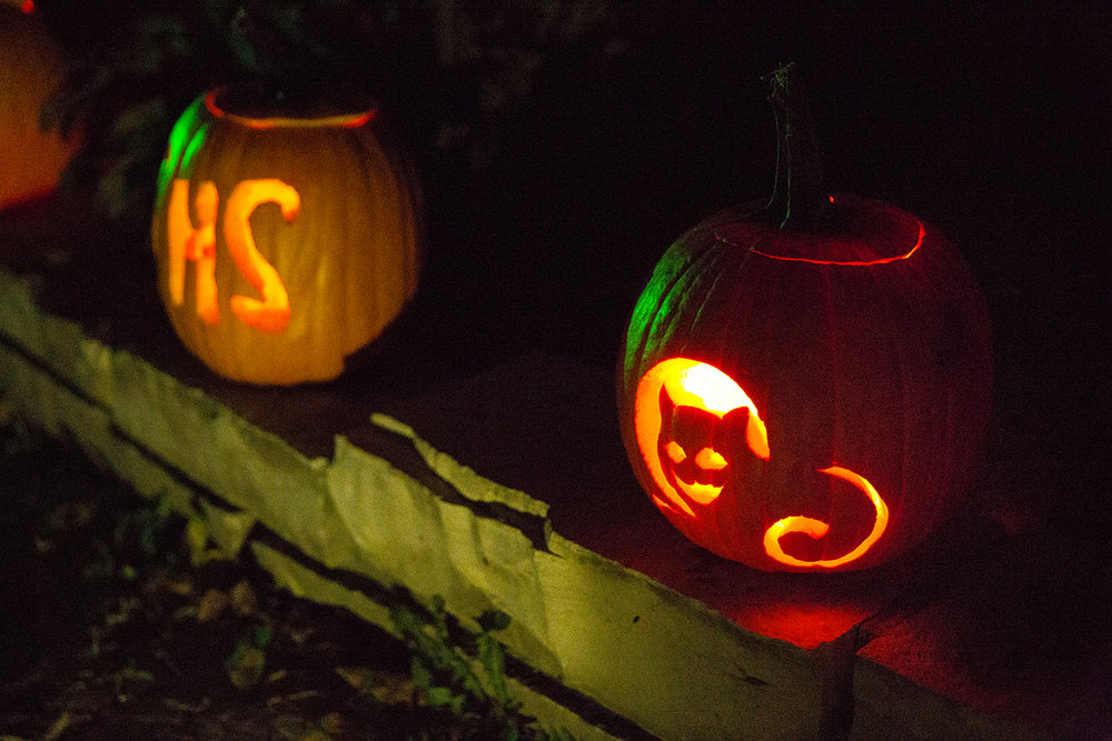 Scenes from the Jack-O-Lantern Spectacular at the Rees Memorial Carillon and the botanical garden at Washington Park Friday, Oct. 14, 2016. It features more than 2000 illuminated jack-o-lanterns and continues Saturday, Oct. 15 6:30-9:30 p.m. Rich Saal/The State Journal-Register
