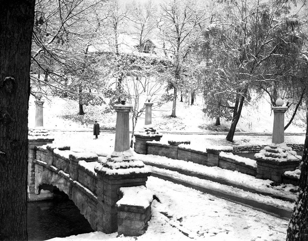 Lincoln Park, November 23, 1941.