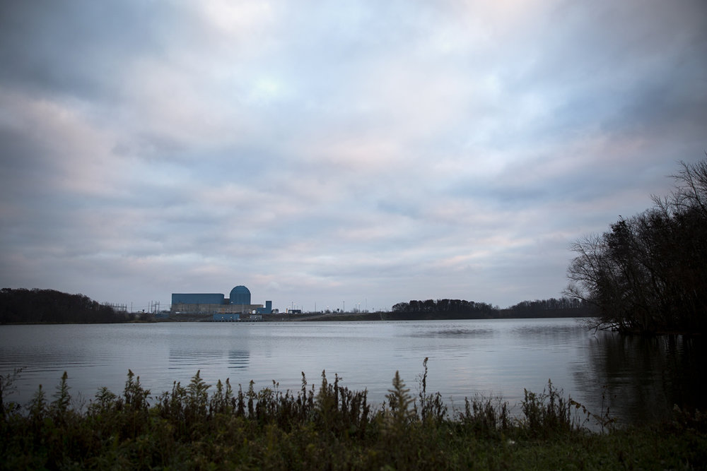 The Exelon Corp. says it will close two nuclear energy plants in Illinois, including the one in Clinton, if it does not get financial incentives from the state.The Clinton plant was photographed Friday, Nov. 25, 2016. Rich Saal/The State Journal-Register