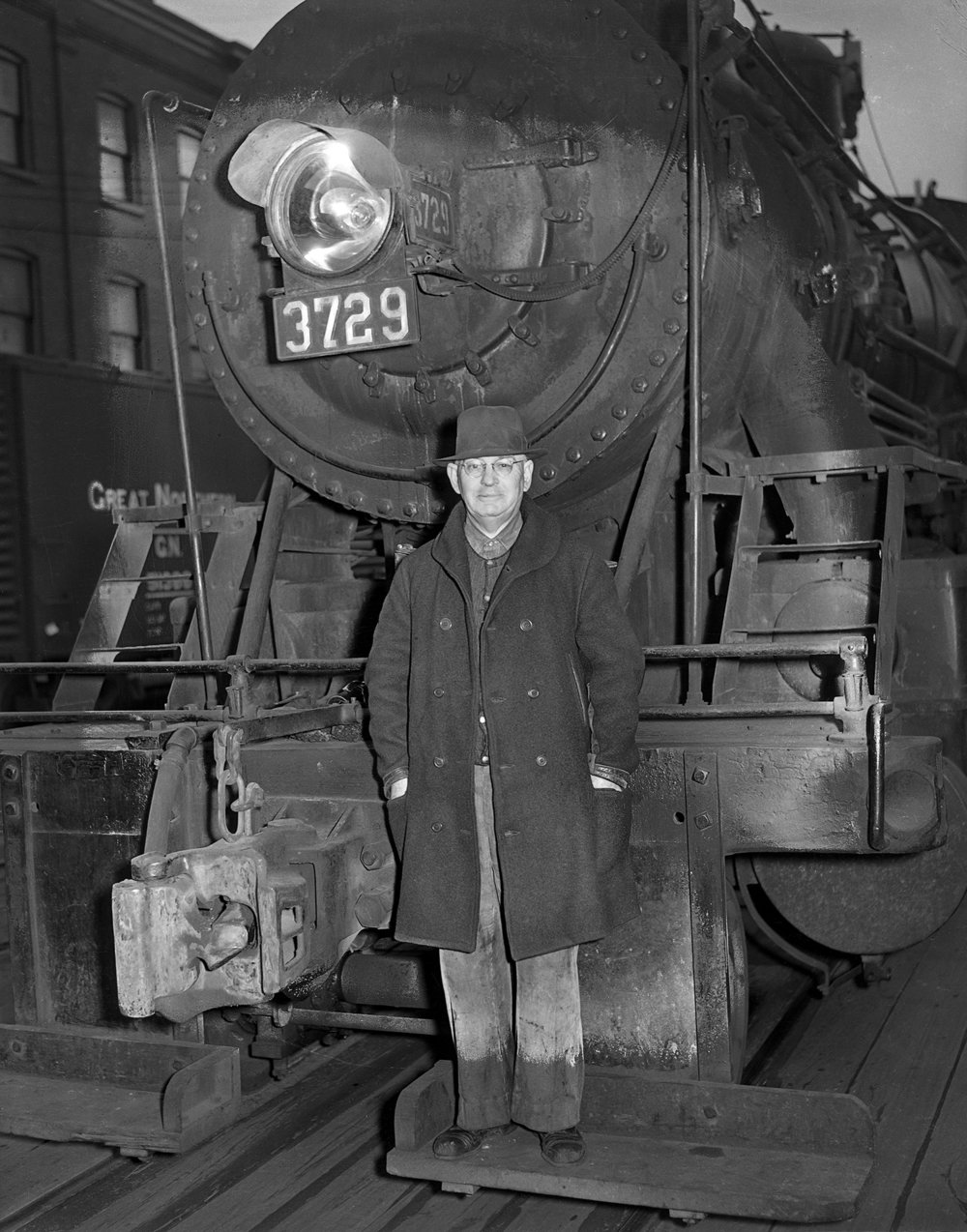 Illinois Central Railroad, Nov. 30, 1939.File/The State Journal-Register