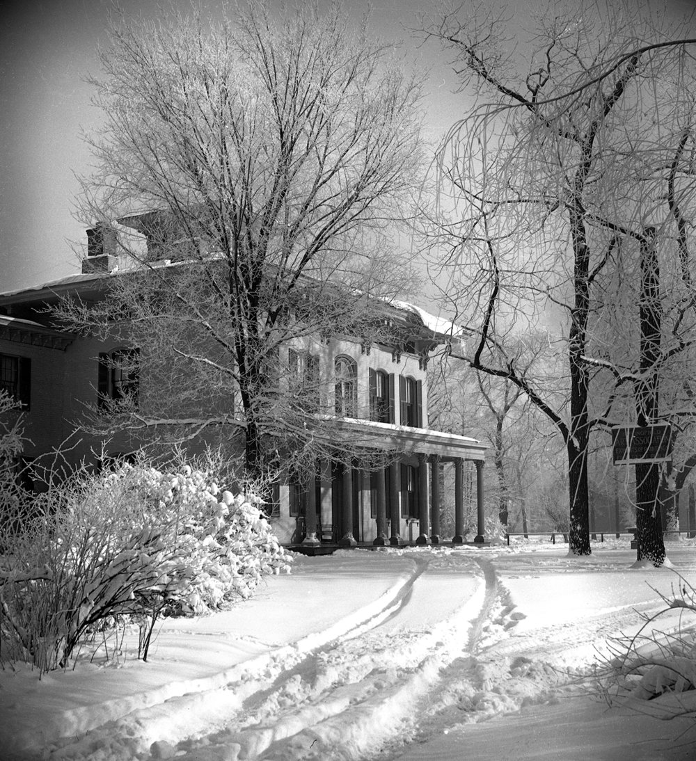 Springfield Art Association (Edward's Place), N. Fourth Street. December 28, 1939