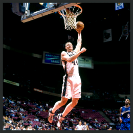 Keith Van Horn New Jersey Nets