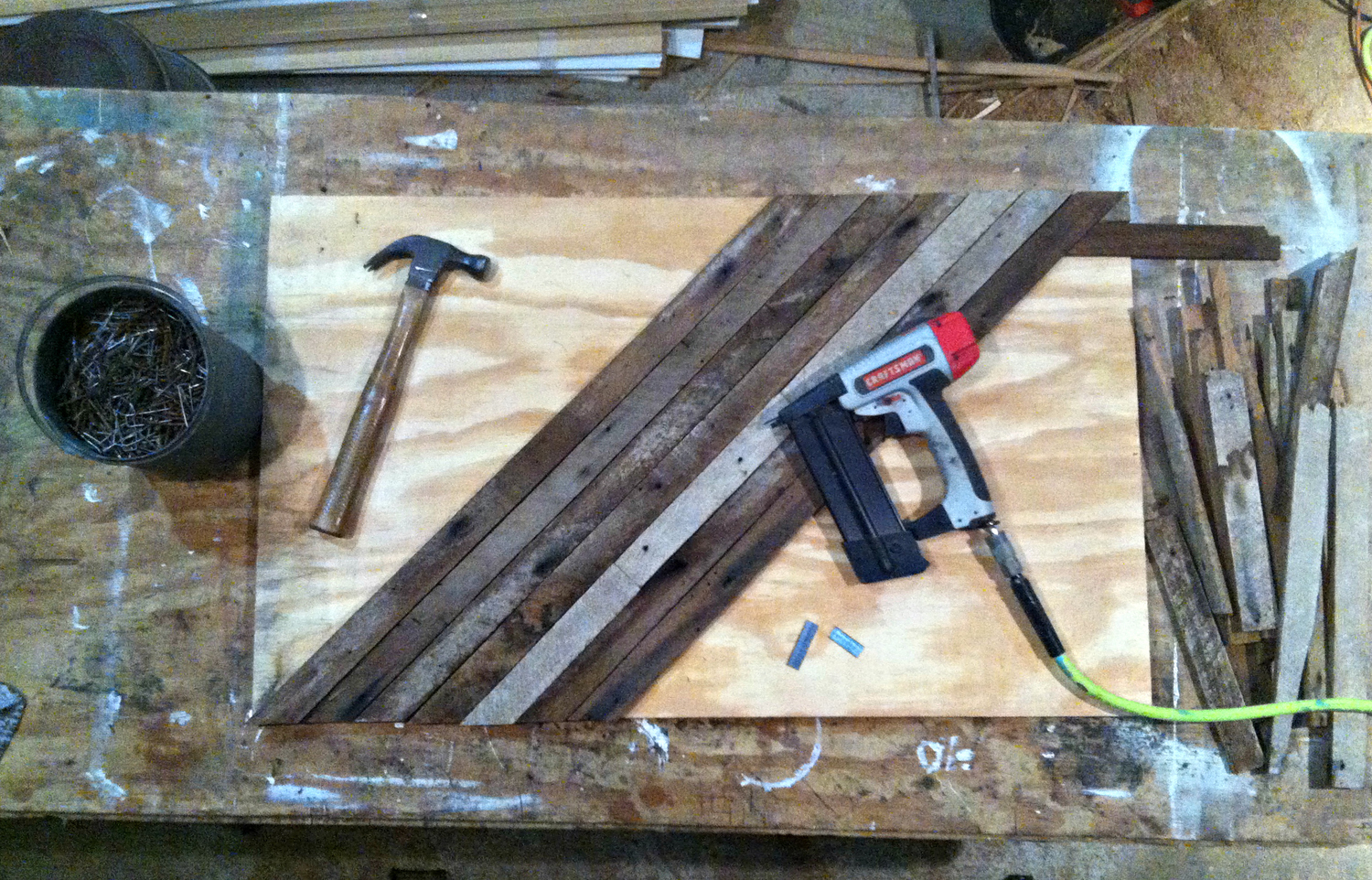Reclaimed Wood Coffee Table - Reclaimed Wood Coffee Table — Revival Woodworks