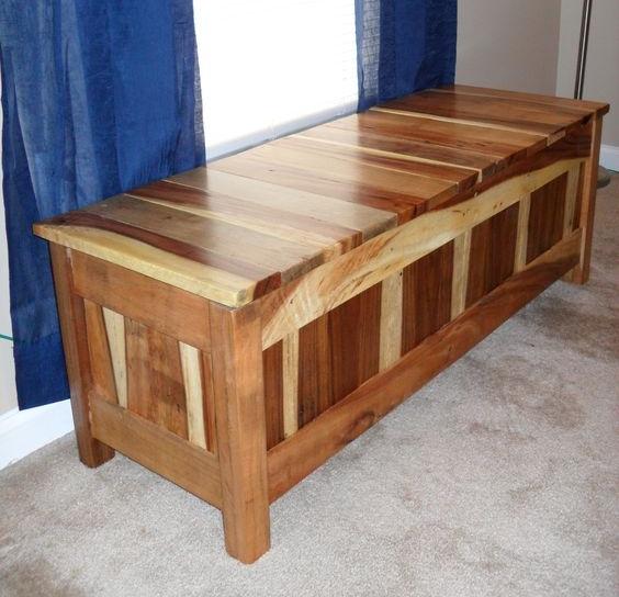 Pallet Wood Chest