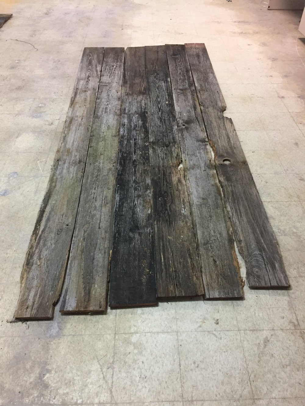 Barn wood For Reclaimed Wall