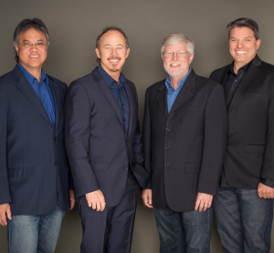 Kaseya veteransPaul Wong, Lee Pearson, Mark Sutherland and Max Duncan reunite at Assuritive.