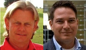 Pilixo CEO Gerald Blackie and Chief Revenue Officer Michael Sanders
