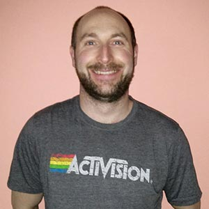 "Activision's Thomas Shaw: ""Game on"" for Docker."