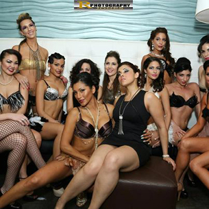Luxuriant Lingerie Fashion Show