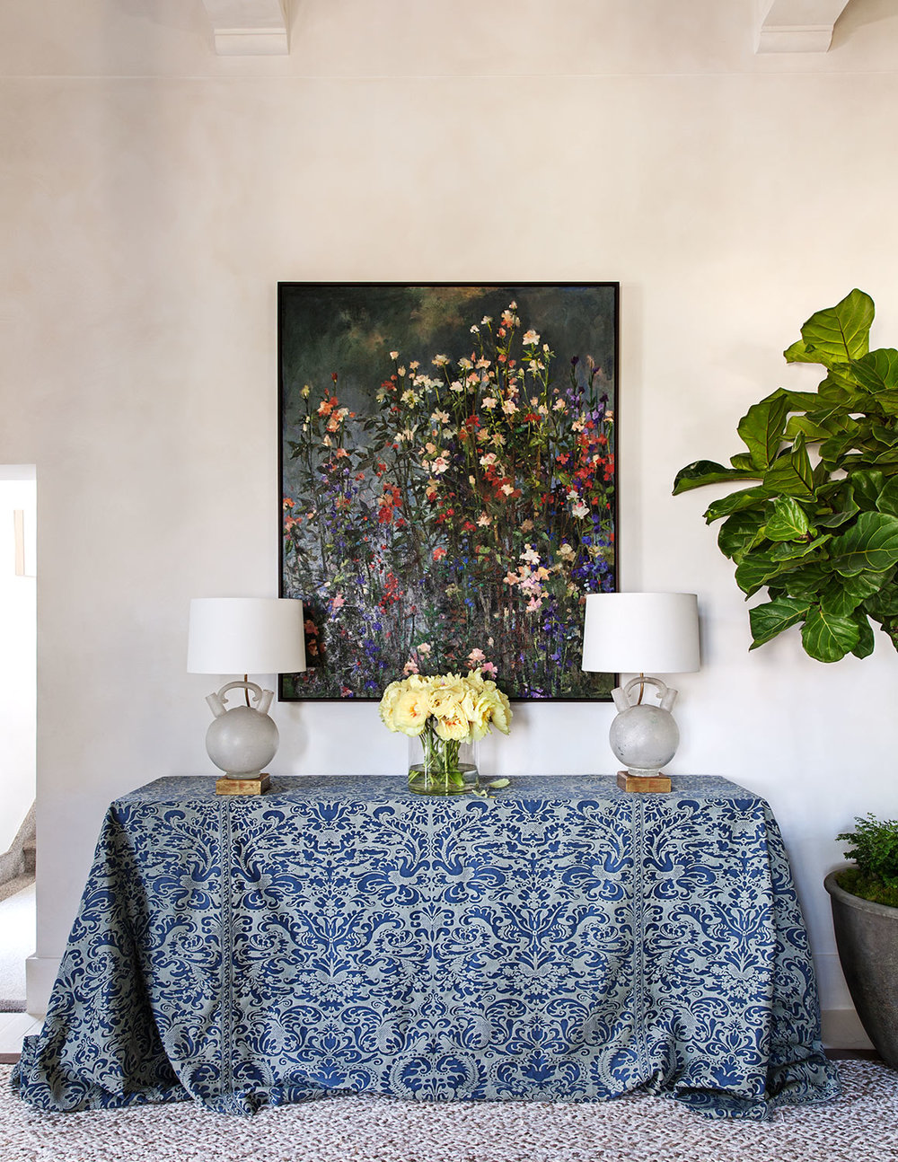 Heather Hilliard Design - San Francisco Decorator Showcase 2016